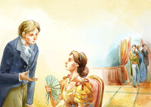 Great Expectations 18: At the Richmond Ball