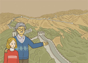 Grandpa's World History 6: Silk, Clay Soldiers, and a Great Wall