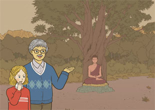 Grandpa's World History 7: A Buddha Is Born