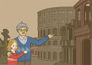 Grandpa's World History 8: Rome and the Romans