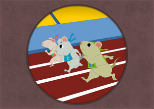 14. 'R' words: Rat Race