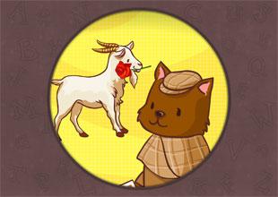 'o_e', 'oa' words: I Have Seen a Goat