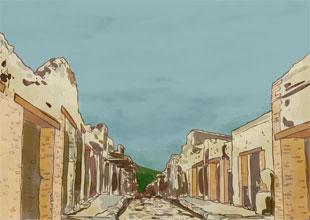 Our World Landmarks 4: Pompeii