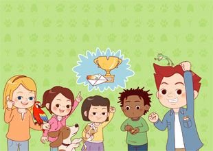 The Pet Lovers Club 3: A Project for Pet Lovers