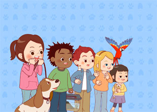 The Pet Lovers Club 5: Snooks' Surprise