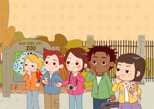 The Pet Lovers Club 6: The Trip to the Zoo