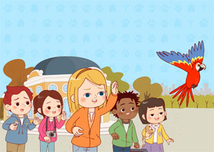 The Pet Lovers Club 7: The Parrot Palace