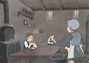 Oliver Twist 3: The Undertaker's Apprentice