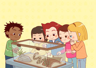 The Pet Lovers Club 13: The Pet-Sitting Job
