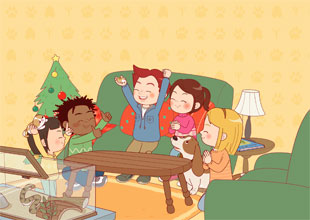 The Pet Lovers Club 16: Best Friends