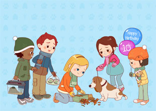 The Pet Lovers Club 18: Shame on Snooks!