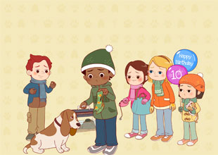 The Pet Lovers Club 19: Snooks Strikes Again