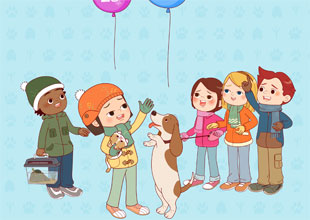 The Pet Lovers Club 20: Bye, Bye, Balloons!