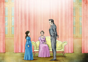 Jane Eyre 3: A Stern Visitor