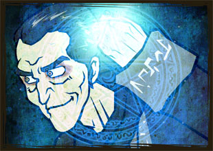 Red Magic, The Battle for Magica 14: Dangerous Ideas