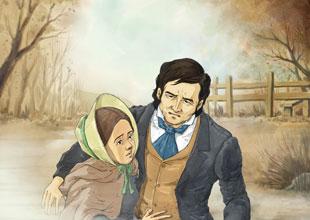 Jane Eyre 9: A Mysterious Horseman