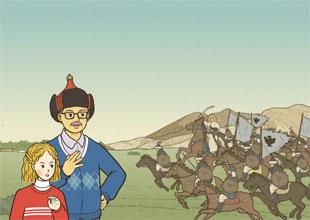 Grandpa's World History 12: Genghis Khan and the Mongols