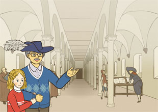 Grandpa's World History 13: Renaissance Art, Education, and Hats