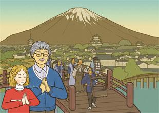 Grandpa's World History 17: The Samurai and Warlords Meet the Black Ships