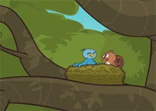 Bird and Kip 1: A Perfect Tree