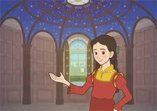 The Enchanted Castle 3: Inside the Treasure Room