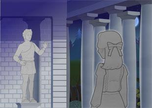 The Enchanted Castle 18: Meeting Apollo
