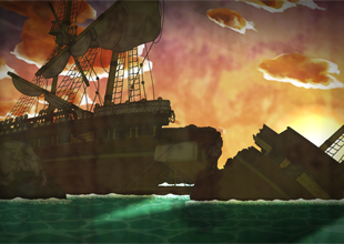 The Swiss Family Robinson 8: Return to the Wreck