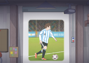 People in the News: Lionel Messi