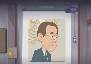 People in the News: Ban Ki-moon