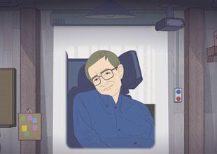 People in the News: Stephen Hawking
