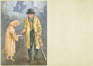 Les Misérables 14: The Generous Beggar