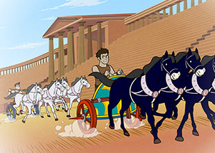 Olympic Champion 14: Chariot Racing