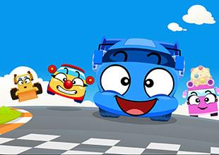 Tire Town School 3: The Race