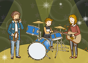 A Family Band