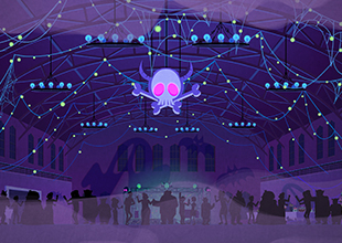 Monster Academy, Trouble at the Monster Mash Dance 5: Purple Fog