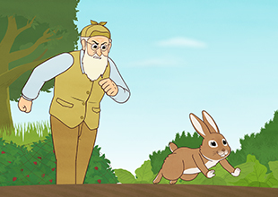 The Tale of Peter Rabbit 3: The Chase