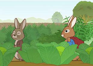 The Tale of Benjamin Bunny 3: A Walk in the Garden