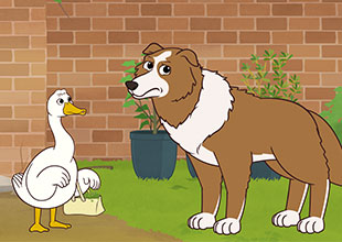 The Tale of Jemima Puddle-Duck 4: Kep, the Farm Dog