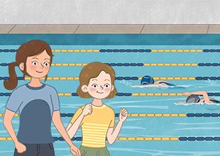 Swimming to Win