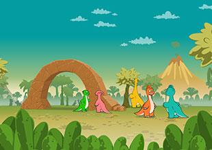 Dino Buddies 1: The Park