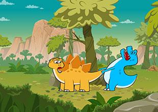 Dino Buddies 2: Stuck!