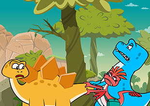 Dino Buddies 3: More Help