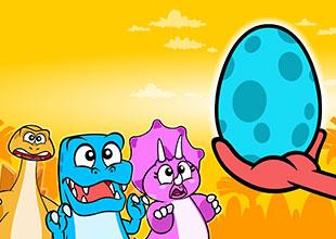 Dino Buddies 9: The Egg