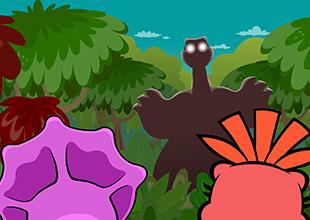 Dino Buddies 11: A Big Scare