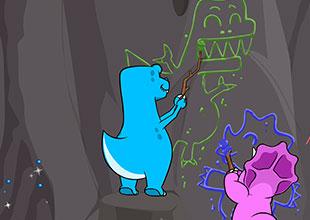 Dino Buddies 16: The Big Painting