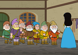 Snow White and the Seven Dwarfs 6: New Friends
