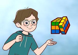 Winn's New Rubik's Cube