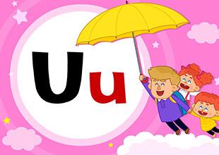 Phonics: Letter Uu