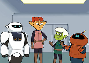 Space Patrol, Mission Cleanup 2: Buddies