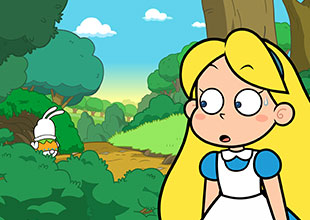 Alice's Adventures in Wonderland 1: Down the Rabbit Hole